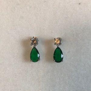 Jewelry - Silver earrings.